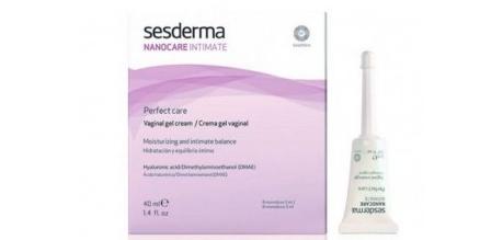 Nanocare Intimate Sesderma Gel Hidratante Intimo 6 Monodosis