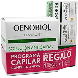 Oenobiol Anticaida Solucion + 180 Capsulas Programa Completo