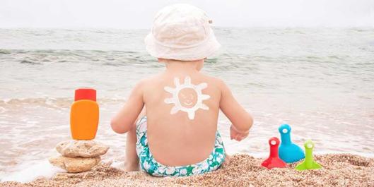 Crema Solar Bebe