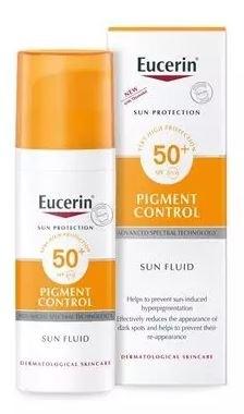 Eucerin Solar 50+ Antimanchas pigment control 50 ml