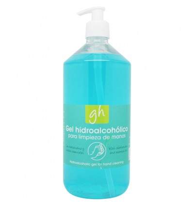 Gh Gel Hidroalcoholico Sanitizante Clorhexidina 1000 ml