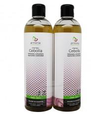 Armonia Champu Cebolla Vinagre Manzana Duplo 800 ml