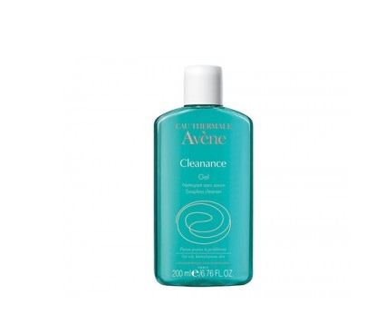 Avene Cleanance Gel Limpiador 200 ml