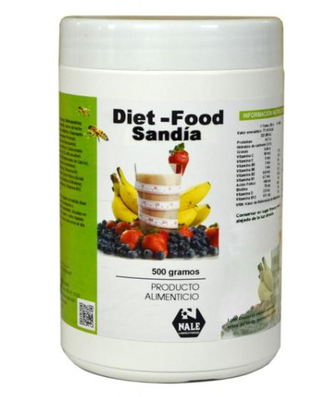 Diet Food Batido Sandia 500 g Nale