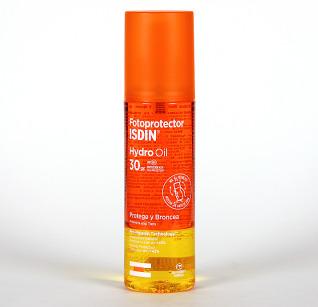 Isdin Hydro Oil Spf30 Fotoprotector 200 ml