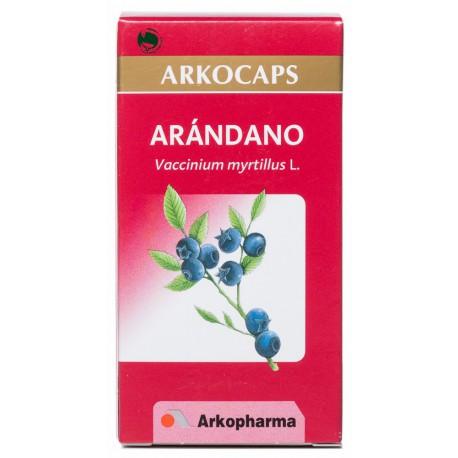 Arkocapsulas Arandano 45 arkocaps