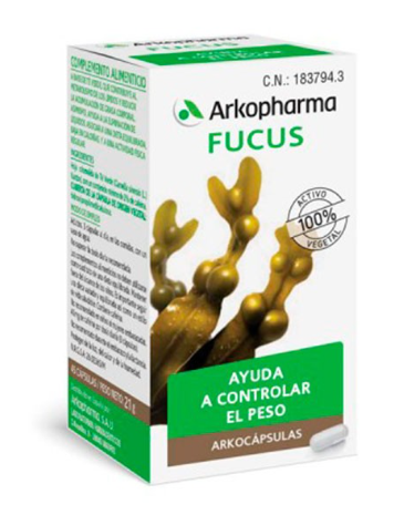 Arkocapsulas Fucus 45 Capsulas