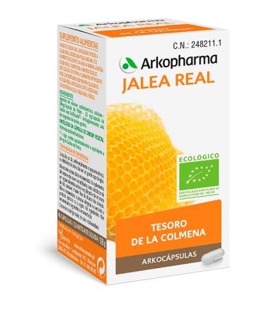 Arkocapsulas Jalea Real 45 Arkocaps
