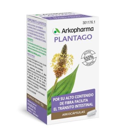 Arkocapsulas Plantago 42 Capsulas