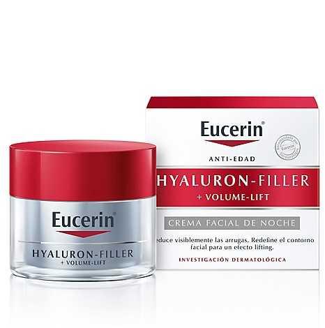 Eucerin Hyaluron Filler Volume Lift Crema Noche 50 ml