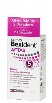 Bexident Aftas Spray 15 ml