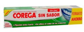 Corega Sin Sabor 70 gramos Formato Ahorro