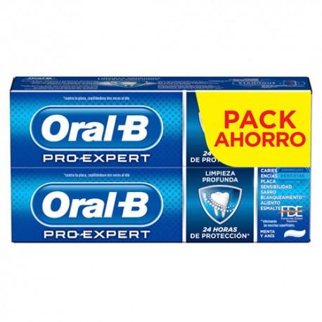 Oral B Pro Expert Pasta Dental 100 ml Duplo Promoción