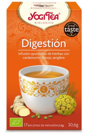 Yogi Tea Digestion 17 Bolsitas