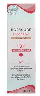 Rosacure Intensive Spf 30 Color Claro Light 30 ml