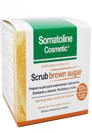 Somatoline Exfoliante Scrub Brown Sugar 350g