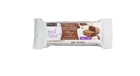Siken Form Barrita Sustitutiva Cacao Avellana 44g