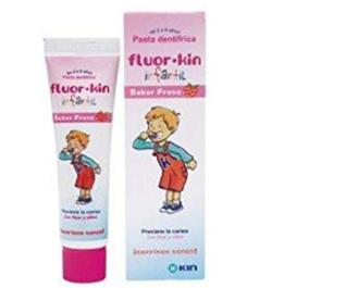 Fluorkin Infantil Anticaries Pasta 120 g Pasta 50 ml Regalo