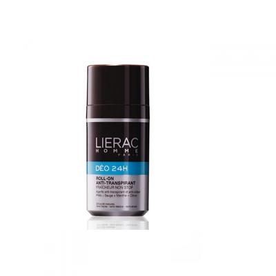 Lierac Homme Desodorante 24 h Roll On 50 ml