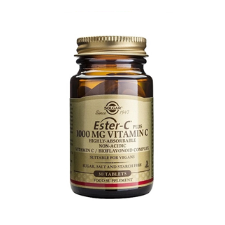 Solgar Ester-C Plus 1000 90 comprimidos