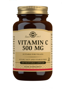 Solgar Vitamina C 100 Capsulas