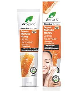 Dr Organic Exfoliante Facial Miel Manuka 125 ml