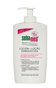 Sebamed Locion Enriquecida 400 ml