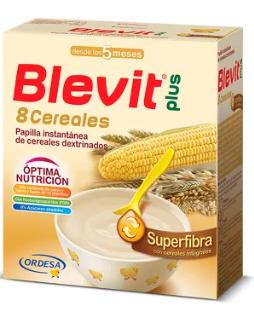 Blevit 8 Cereales Superfibra 600 g