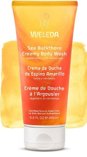 Weleda Crema de Ducha Espino 200 ml