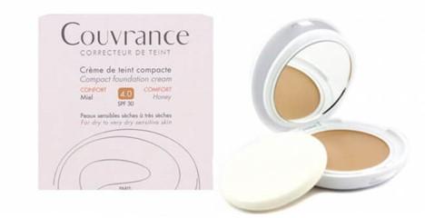 Avene Couvrance Compacta 4.0 Miel Confort Pieles Secas