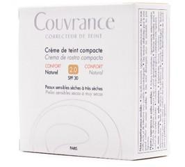 Avene Couvrance Compacto 2.0 Natural Confort Pieles Secas