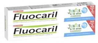 Fluocaril Junior Bubble Pasta Dientes 75ml
