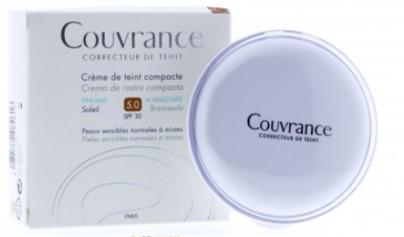 Avene Couvrance Compacta Acabado Mate 5.0 Bronceado