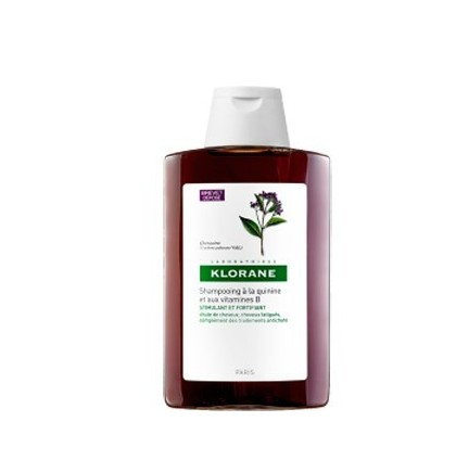Klorane Champu Quinina 400 ml