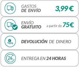 envios gratis a partir de 75€ en tu parafarmacia online